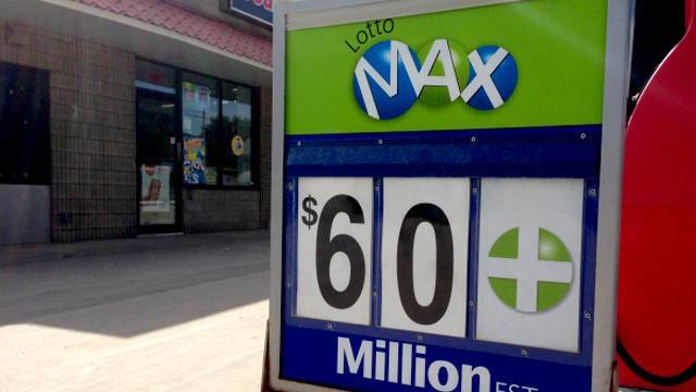 $60 million lotto winner in Ontario (Reports)