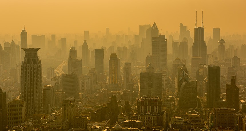 Air pollution can put a dent in solar power (Reports)
