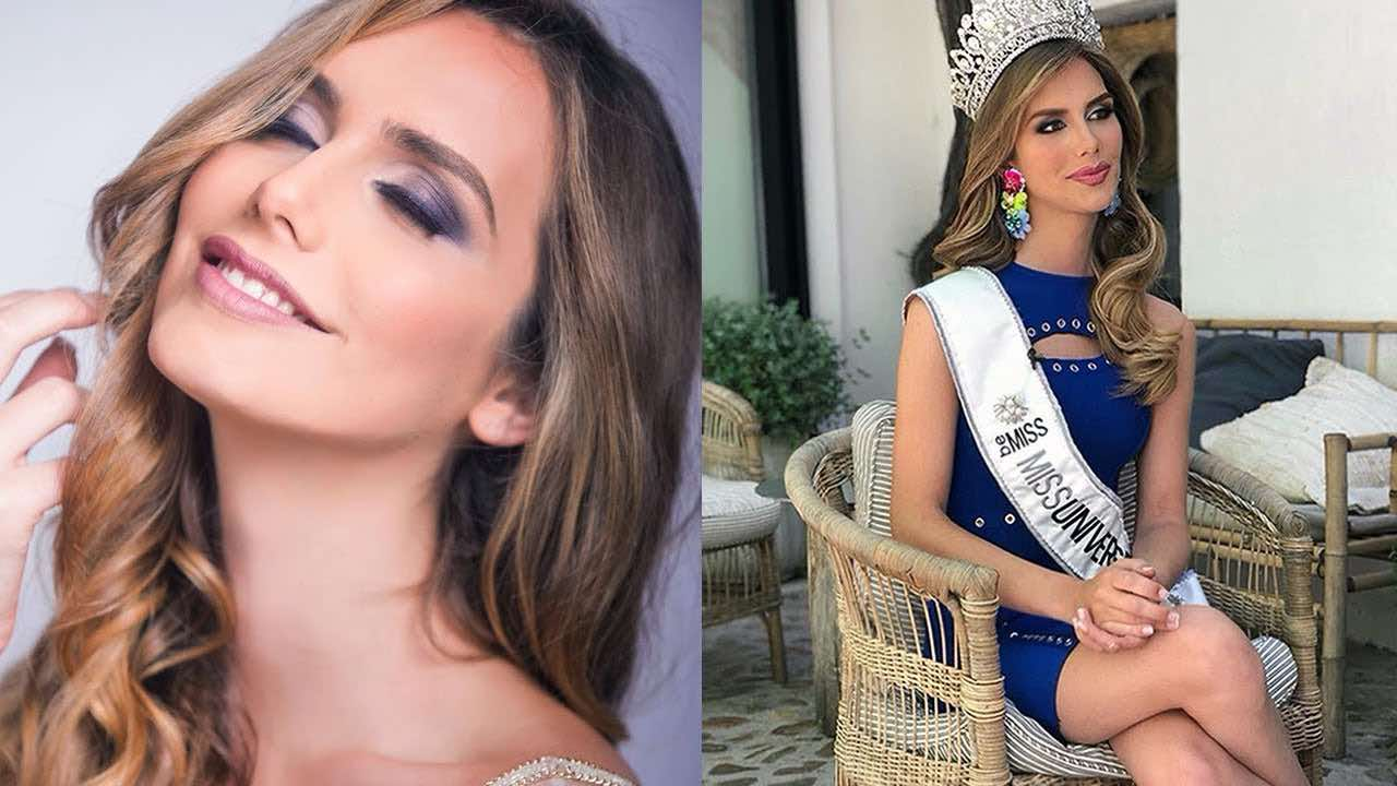 Angela Ponce, Miss Spain makes history as first transgender woman