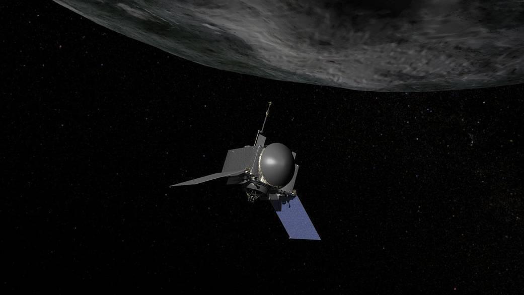 Bennu: Osiris-Rex NASA spacecraft meets with asteroid today