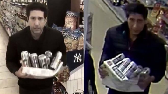 David Schwimmer lookalike faces arrest for skipping court date