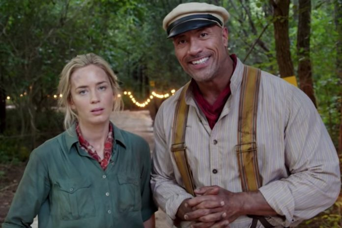 Dwayne Johnson Reportedly Paid $13 Million More Than Emily Blunt (Report)