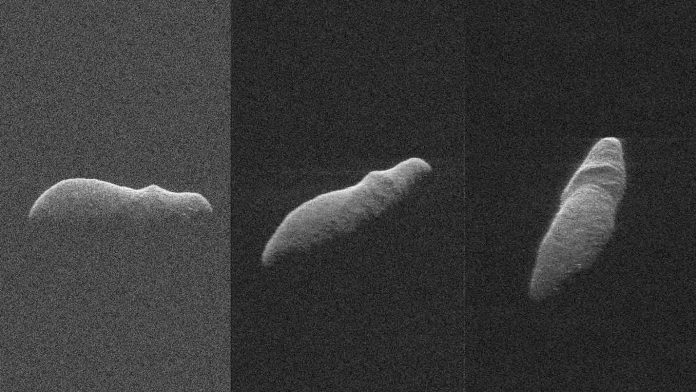 Hippo asteroid to fly close to Earth this Christmas (Reports)