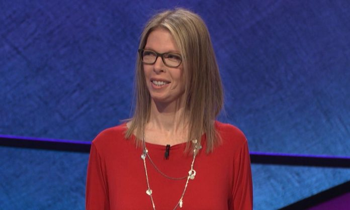 """Jackie Fuchs Talks Being the Reigning """"Jeopardy!"""" Champion (Reports)"""