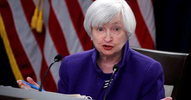 Janet Yellen crisis warning: