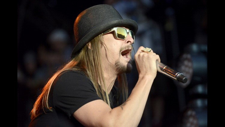Kid Rock out of Christmas parade after comments (Reports)