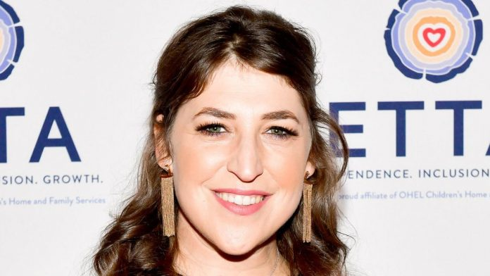 Mayim Bialik doing 'better' after saying she's