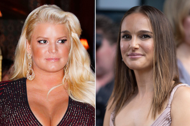 Natalie Portman Apologizes To Jessica Simpson For Her Bikini (Reports)