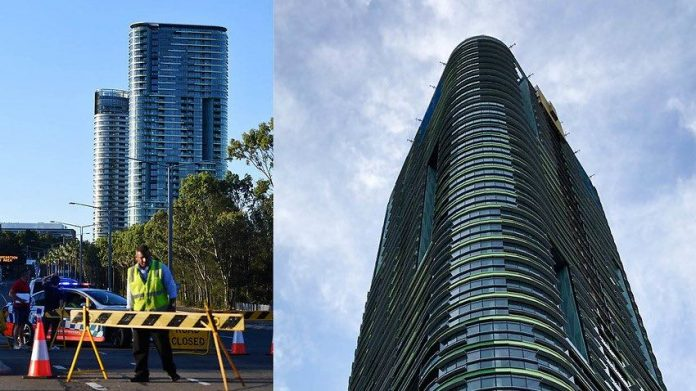 Opal Tower crack: 51 units deemed unsafe (Reports)