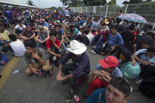 San Diego Mexico's migrant health crisis hurts cross-border business