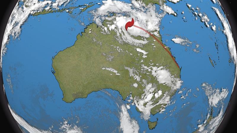 Tropical Cyclone Owen Boomerangs Over Northern Australia (Reports)