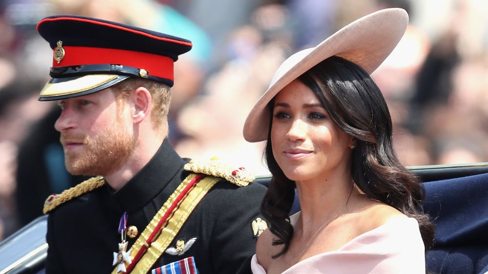 Two charged after 'online threat against Prince Harry'
