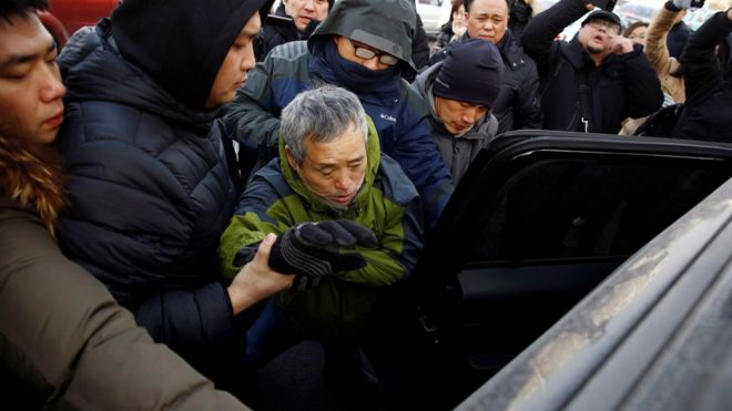 Wang Quanzhang trial who has been in prison since 2015