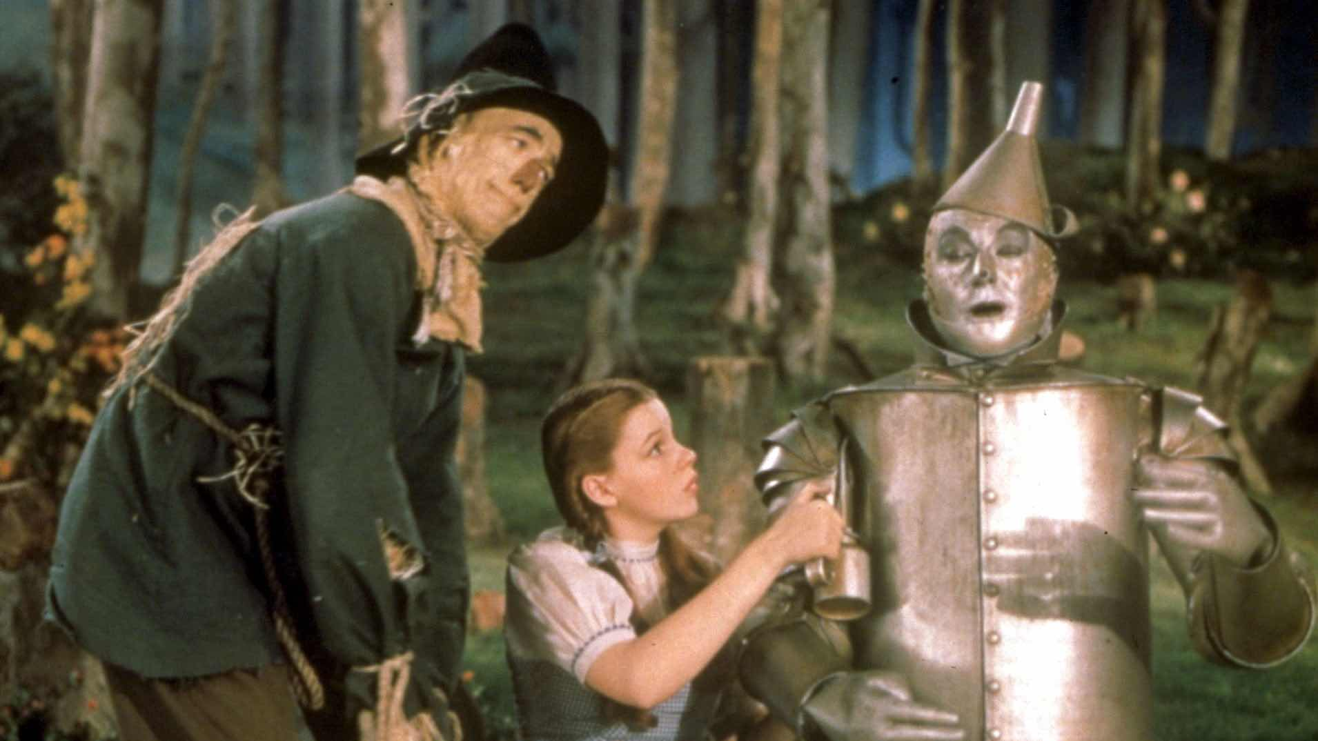 Wizard Of Oz 'most influential' movie ever made (Reports)