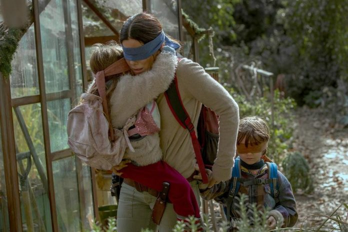 'Bird Box' challenge prompts warning, Report