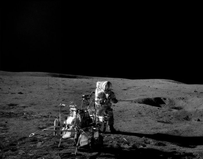 Apollo 14 Earth rock Was Found on the Moon