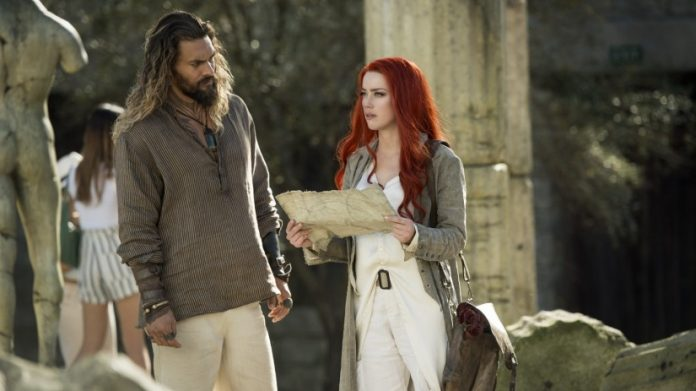 Aquaman $1 billion DC: become the first DC Extended Universe film