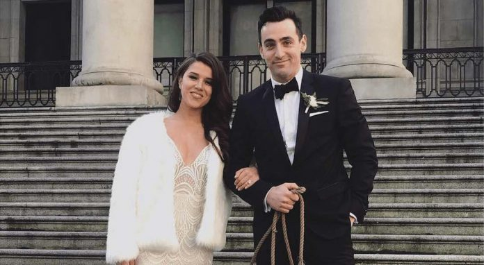 Jacob Hoggard Got Married In Vancouver (Reports)