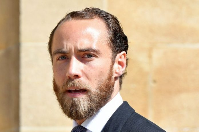 James Middleton is speaking openly about his battle with depression, Report