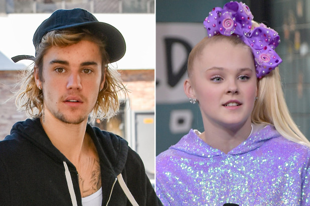 Justin Bieber says sorry to JoJo Siwa for joking (Reports)