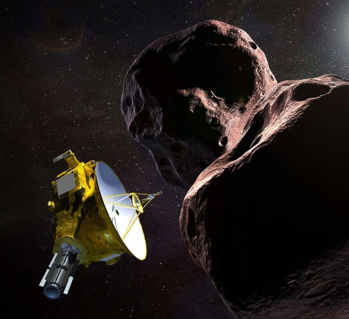 New Horizons Ultima Thule Flyby Updates, Report