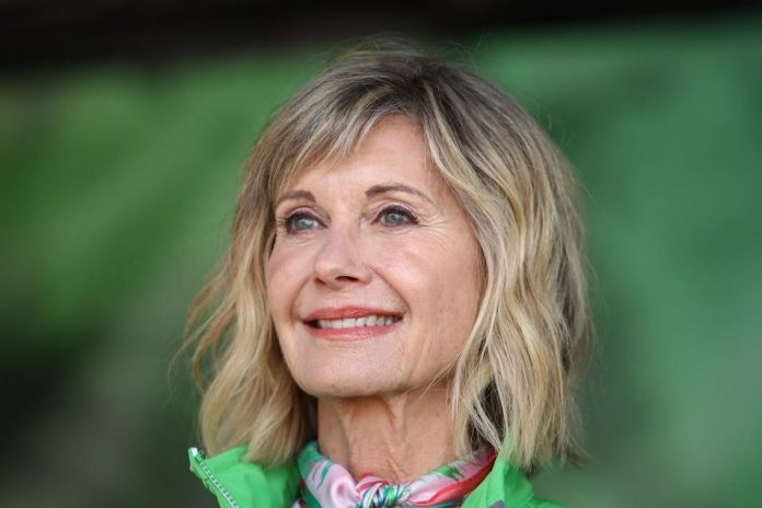 Olivia Newton-John addresses death rumours in video message (Watch)