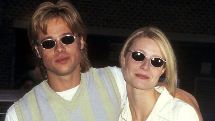 Paltrow Comments On Hilarious Brad Pitt Meme And We're Living, Report