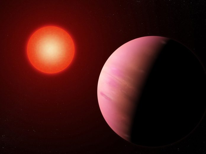 Rare exoplanet discovered, and it could have liquid water on its surface (Reports)
