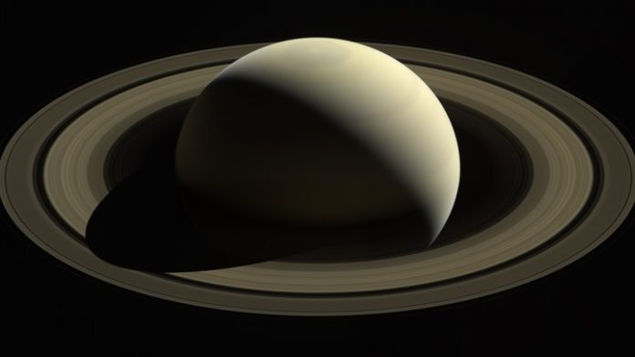 Saturn's rings are 'very young' (Study)