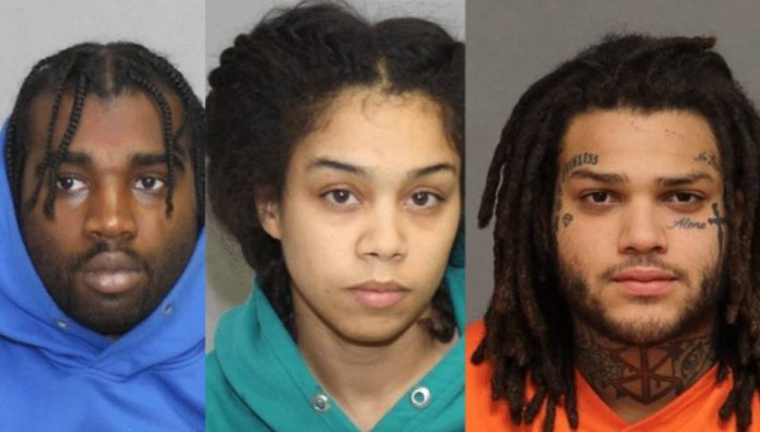 Sex trafficking tinder case: Three people face 21 charges