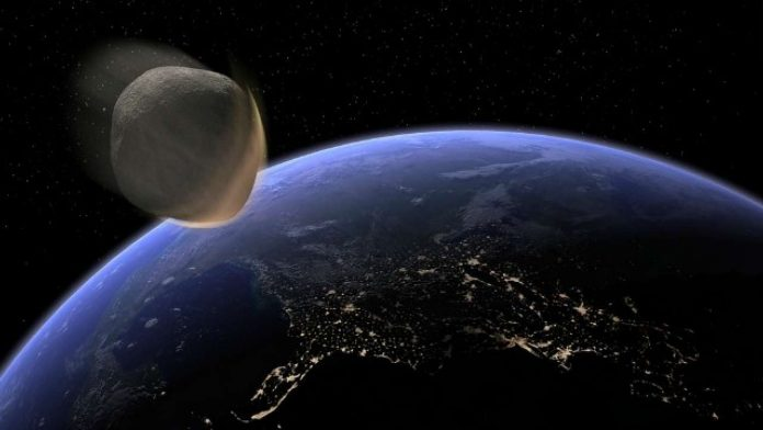 Asteroid bombardment helped create Earth's continents, Says New Study