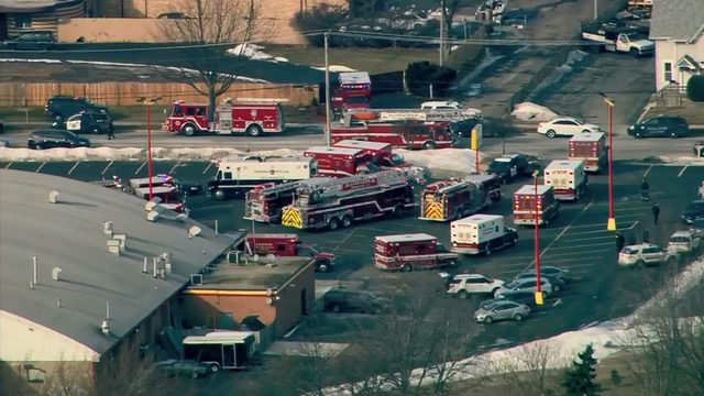 Aurora Shooter who opened fire in workplace where 5 died had lost his job