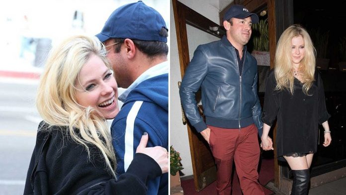 Avril Lavigne has a new boyfriend, Report