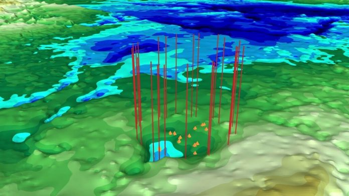 Giant Meteor Left Crater Hidden Beneath Greenland Ice