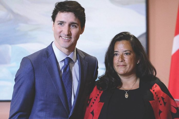 Jody Wilson-Raybould father entered politics hoping to build bridges