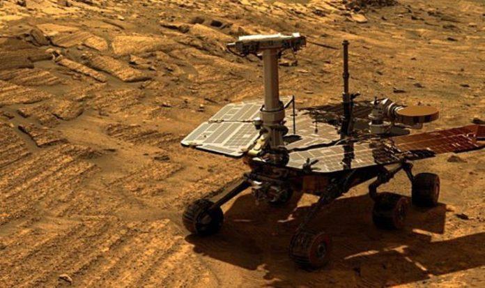 mars rover february 2019 - photo #10