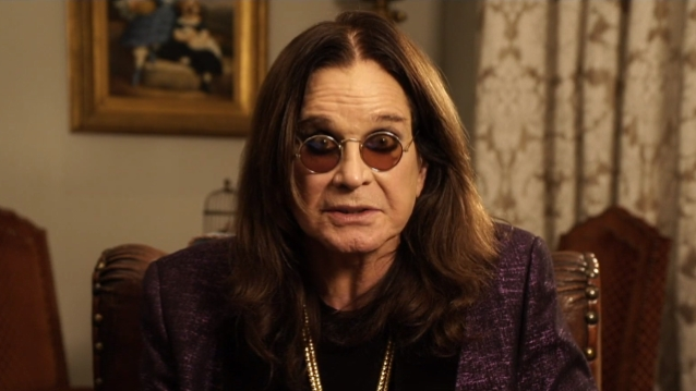 Ozzy Osbourne hospitalized over flu complications, Report