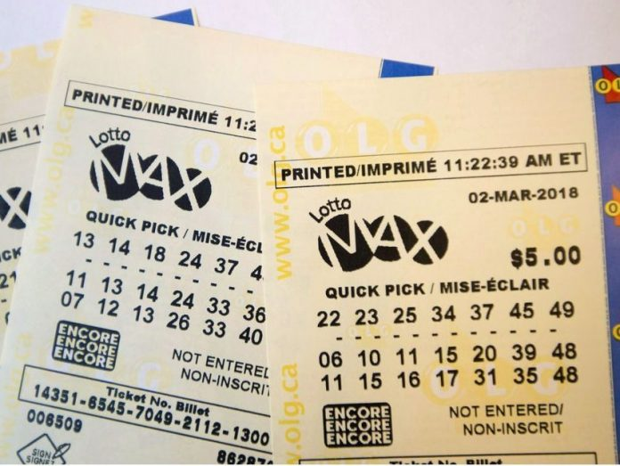 Quebec ticket 26.6 million in Lotto Max, Report