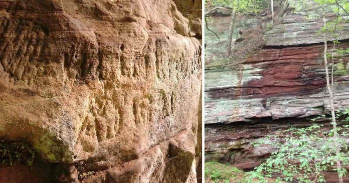 Roman graffiti in Cumbria quarry to be captured in 3D (Photo)