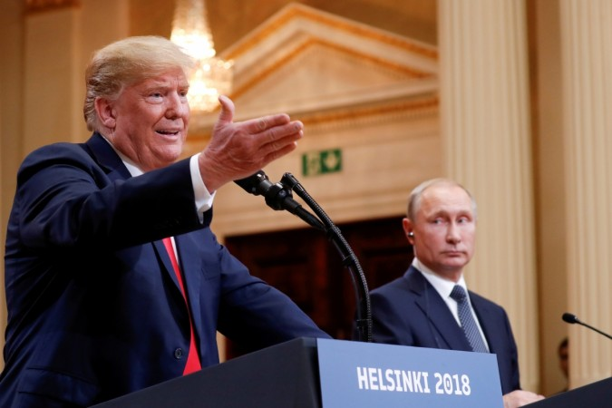 Russia Ends Cold-War Nuclear Treaty After Trump Withdrawal, Report