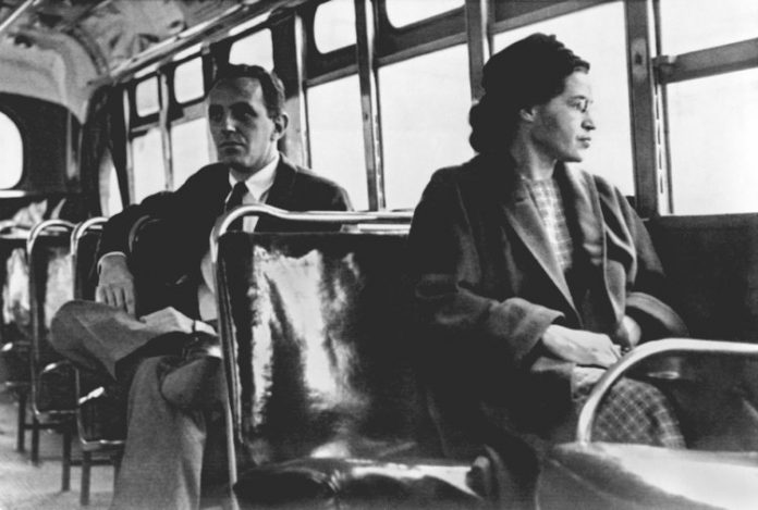 What If Rosa Parks Didn't Move to the Back of the Bus