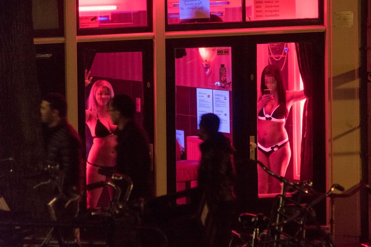 Amsterdam to ban tours of red-light district (Reports