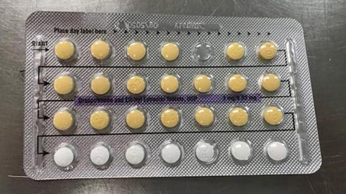 Birth control pills recalled over packaging error (Reports)