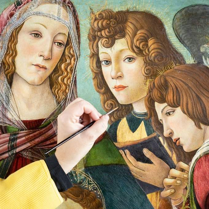 Botticelli fake: 'imitation' painting turns out to be real