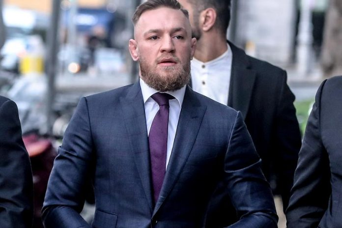 Conor McGregor arrested after allegedly smashing a fan's phone