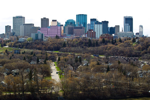 Edmonton unsafe? Residents feel less safe in downtown (Reports)