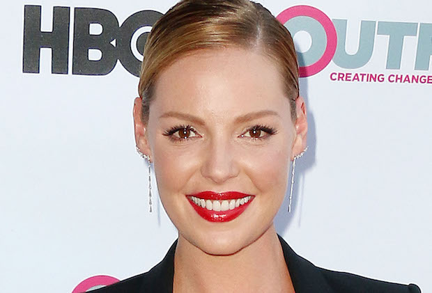 Katherine Heigl to star in sitcom 'Our House' (Reports)