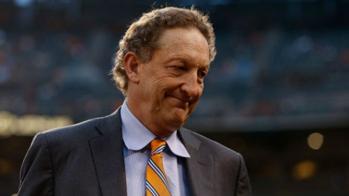 Larry Baer, Giants CEO Physical Altercation with Wife (Reports)