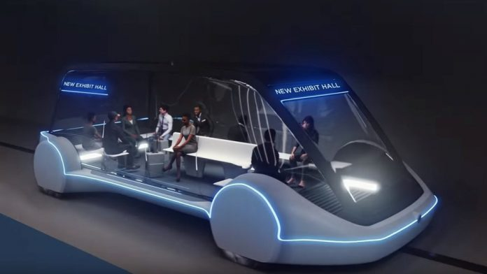 Las Vegas bets on Elon Musk's Boring Company for tunnel project (Reports)