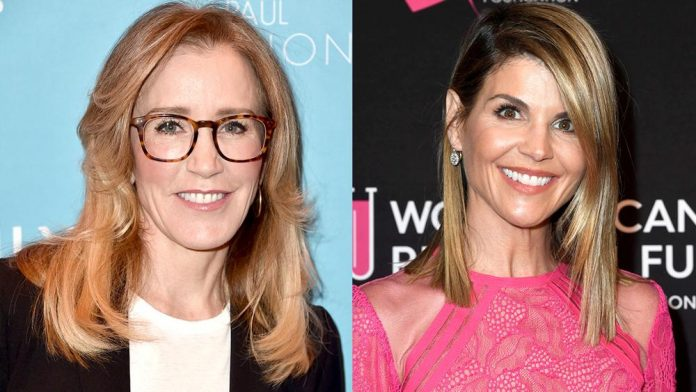 Lori Loughlin and Felicity Huffman sued for $706 billion dollars (Reports)